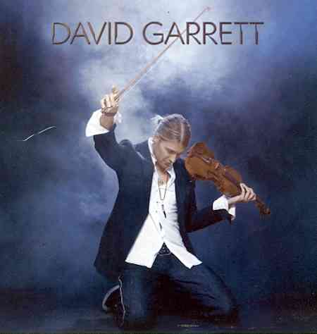 DAVID GARRETT BY GARRETT,DAVID (CD)