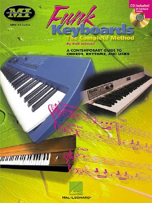 Funk Keyboards By Johnson, Gail